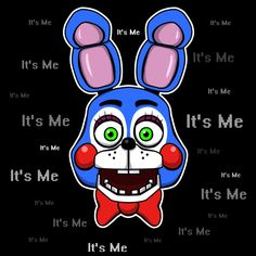 Shirt for sale toy bonnie it s me five nights at freddy s