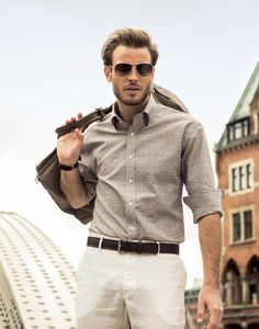 Eterna spring/summer casual #menswear