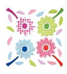 patterned-flowers-gelgems-3-d-shapes-set-of-26