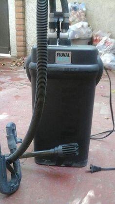 Fluval fish tank filter