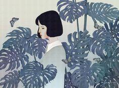 Digital Whimsy Paintings Of Ji Woon Park | Oh Marvelous!