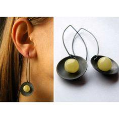 Baltic Amber Earrings/ Baltic Amber Earrings by balticamberstone