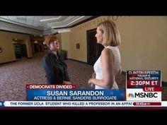 Susan Sarandon: Hillary Clinton's Indictment Is 'Inevitable'   The Sean Hannity Show... JUN 2 2016