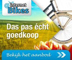 Internet-bikes.comis de grootste online fietsenwinkel van Nederland. Op zoek naar een elektrische fiets, herenfiets, damesfiets, kinderfiets of bakfiets? Dan bent u bij hun aan het juiste adres! Maar ook voor skelters, loopfietsen, steps en vouwfietsen kunt u terecht in hun webwinkel.
