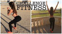 CHALLENGE FITNESS : Se sculpter des fesses bombées et des jambes fines!