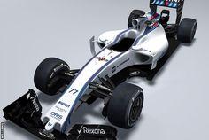 williams' new car