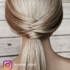 Cute Braid Tutorial What a cute braid hairstyle tutorial The post Cute Braid Tutorial appeared first on Geflochtene Frisuren. Braided Hairstyles Tutorials, Pretty Hairstyles, Easy Hairstyles, Girl Hairstyles, Wedding Hairstyles, Hair Tutorials, Style Hairstyle, Great Hair, Hair Videos