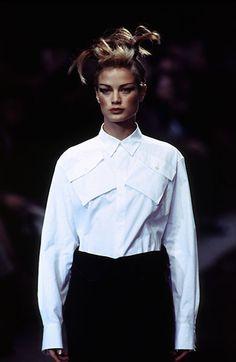 Carolyn Murphy, Yohji Yamamoto S/S 1996