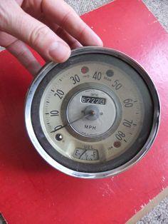 Morris Minor Speedometer speedo
