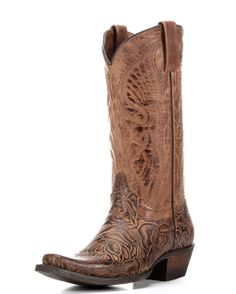 8 Second Angel Cowboy Boots