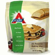 1000 images about atkins baking mixes flour etc on for Atkins cuisine baking mix substitute