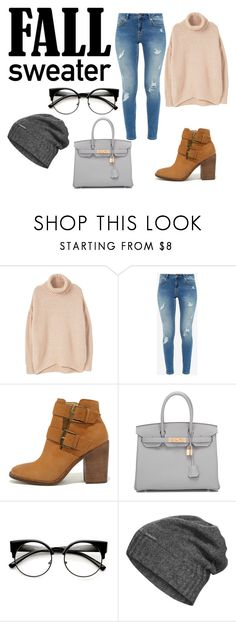 """""""Untitled #135"""" by shugar-and-spice ❤ liked on Polyvore featuring MANGO, Ted Baker, Steve Madden, Hermès and The North Face"""
