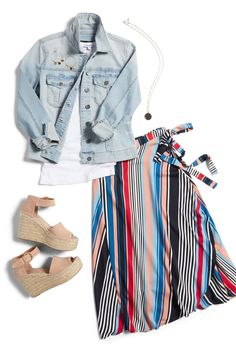 What to Wear to Your Big Summer Events The post What to Wear to Your Big Summer Events appeared first on Summer Ideas. Basic Outfits, Girly Outfits, Skirt Outfits, Trendy Outfits, Cute Outfits, Fashion Outfits, Womens Fashion, Fashion Trends, Winter Outfits