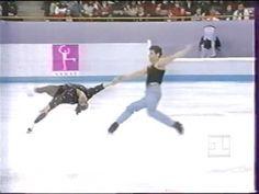 Skating exhibition- Brassuer & Eisler. 1994