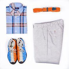 Franco Montanelli's Outfit  www.francomontanelli.it