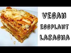 The easiest and best vegan lasagna ever!
