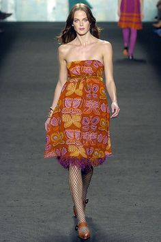 Anna Sui | Fall 2005 Ready-to-Wear Collection | Style.com