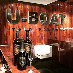 Did you know #uboatwatch makes wine and #champagne at there estate? #luxury #madeinitaly #italofontana #timepiece #baselworld