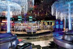 <b>Fascination Bar and Lounge on the Carnival Fascination.</b>