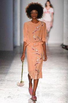 Stella Jean Spring/Summer 2017 Ready To Wear Collection | British Vogue