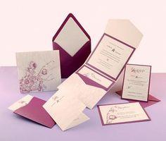 Envelopperinc.com: Gallery Room - DIY Wedding Invitations