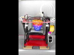 3D Printing: Full colour 3D printer on Kickstarter! - http://3dprintingindustry.com/news/full-colour-3d-printer-kickstarter-90530/