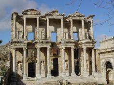 Ephesus - Celsus Bibliothek