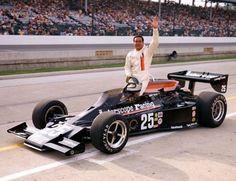 Danny Ongais 1977 Parnelli VPJ6B