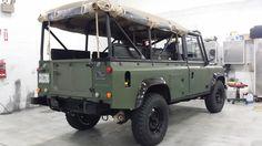 Land Rover Defender Beach Truck | eBay