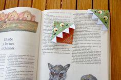 DIY Día del libro - Sant Jordi: Marcapáginas imprimibles gratuitos