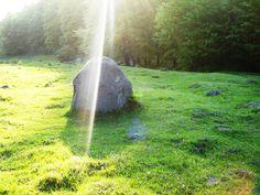 Долина камней, место силы (Украина, Ukraine) - http://moji.com.ua/item/dolina-kamney - В селе Брестов на Закарпатье находится эзотерическая достопримечательность - загадочная долина камней. Это местечко, как и многие подобные места, овеяно тайнами и легендами, и повсюду здесь, на фоне яркой зеленой травы, виднеется множество камней. #brestov #brestiv #karpaty