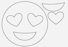 Molde de almofadas de emojis #alquimiadaartebyannluccy