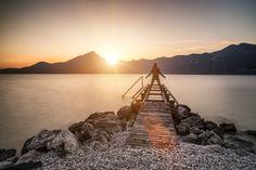 The Skeleton Pier. by Mattia Bonavida on 500px