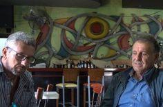 L'incontro con Iannis Lukas, medico psichiatra dell'ospedale psichiatrico di…