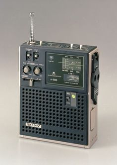 Anonymous; #5500 'Skysensor' Shortwave Radio, 1970s.