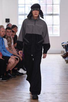 Kiko Kostadinov | Menswear - Spring 2019 | Look 17