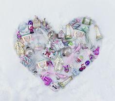 Christmas by Lisbeth Dahl Copenhagen Autumn/Winter 13. #LisbethDahlCph #Magical #Christmas #Heart