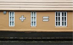 Mathematical Street Art by Aakash Nilahani