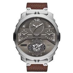 Diesel horloge DZ7360 Ironside - Biker | Diesel dealer