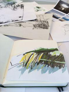 sketchbook - Alice Sheridan