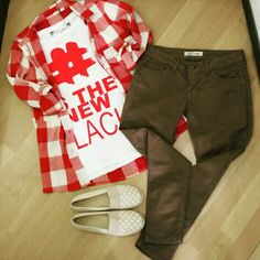 #RED T-shirt