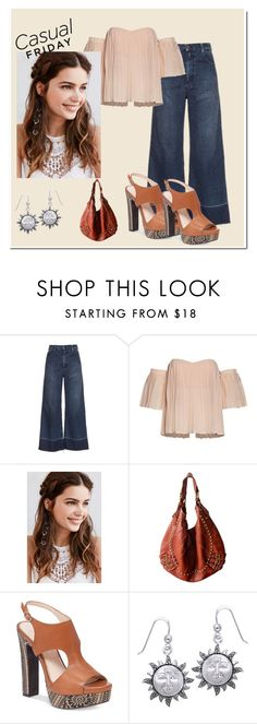 """""""Boho"""" by tris-prior-eaton-00 ❤ liked on Polyvore featuring Rachel Comey, REGALROSE, Isabella Fiore, Jessica Simpson, Carolina Glamour Collection, boho and Bohemian"""