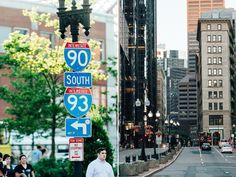Boston Interstate 90, Massachusetts, Times Square, Boston, Usa, Travel, Canada, Viajes, Destinations