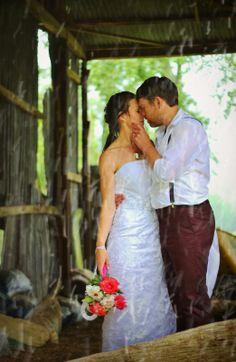 beautifull rain New Zealand, Wedding Photos, Rain, Wedding Photography, Marriage Pictures, Rain Fall, Waterfall, Wedding Pictures, Wedding Pictures