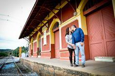 Estação de trem - Guararema