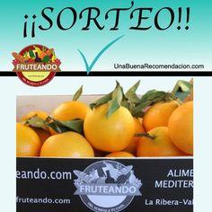 Sorteo de Navidad: Caja 15kg Naranjas Navelina Mesa Gran Selección - Fruteando