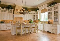 There is something absolutely delightful and welcoming about a cottage style kitchen. The inviting open cabinets, the splashes of color, and the personal touch of handmade accessories can make anybody feel right at home! The best part about designing your kitchen with a cottage flair is that you have the freedom to make tiny changes and additions as you go about implementing your design. The entire theme is more free flowing and encourages you to listen to your heart and give in to its…