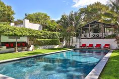 To Inifinty - Inside Kid Rock's Malibu Mansion - Photos