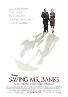 #MovieReviews : Saving Mr.Banks on http://theteenytinytoutfaire.blogspot.it/2014/01/movie-review-saving-mrbanks.html