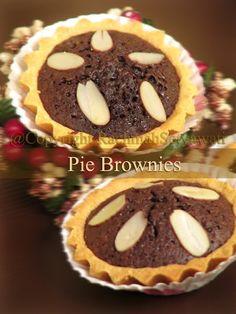 Pie ….selalu menjadi favoritku, karena pembuatannya cukup mudah, cepat dan bisa tahan lama walau tak perlu memakai bahan pengawet. Resep ... Tart Recipes, Snack Recipes, Cooking Recipes, Snacks, Bread Recipes, Yummy Cookies, Cake Cookies, Pie Brownies, Resep Cake